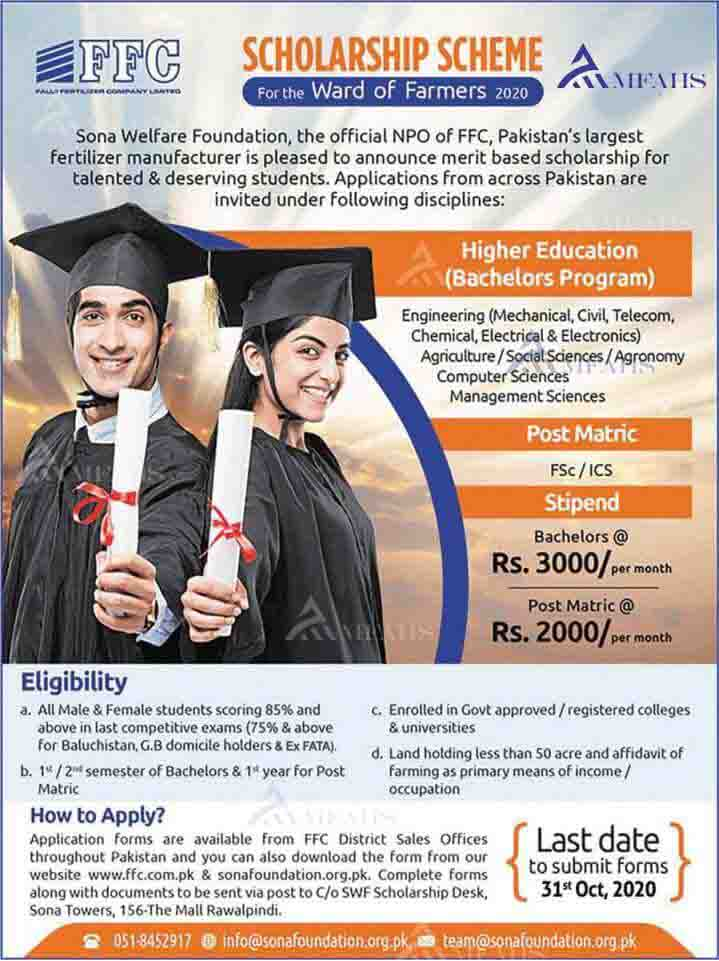 ffc scholarship